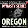 Oregon Ducks Dynasty Series