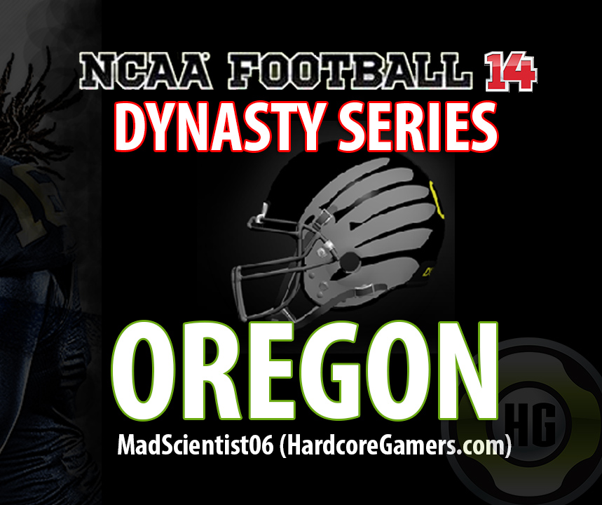 OREGON Dynasty SERIES